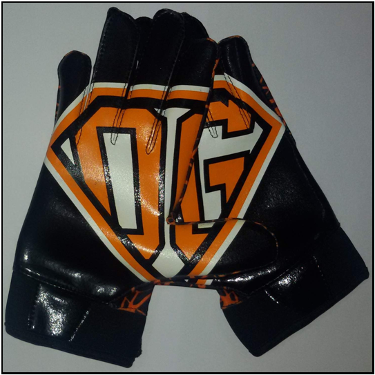 FOOTBALL GLOVES IV
