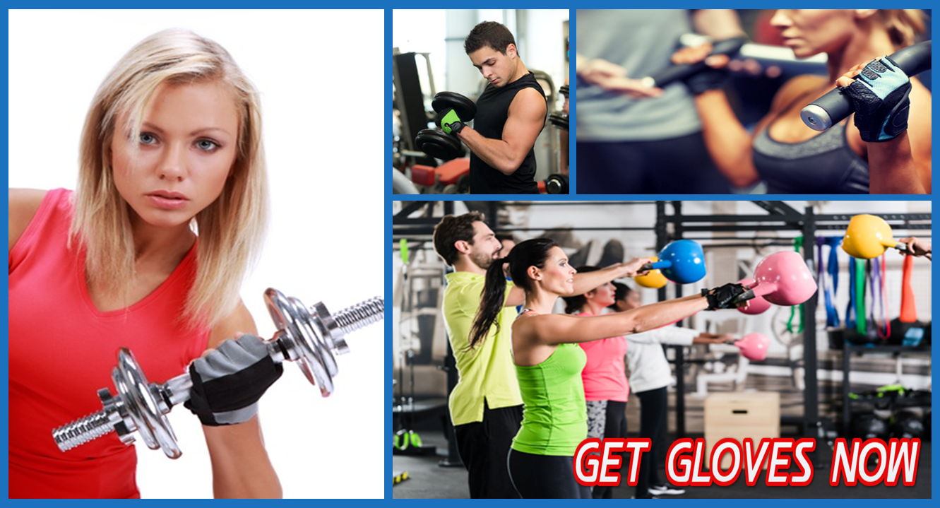 GET GLOVES NOW WEIGHT LIFTING GLOVES